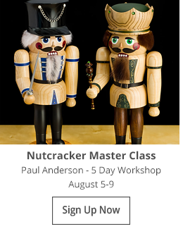 Workshop - Nutcracker