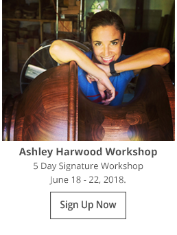 Ahsley Harwood Workshop