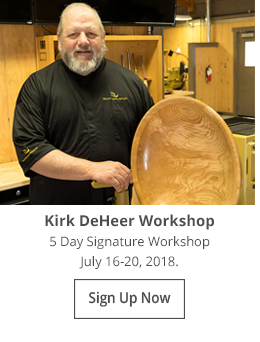 Kirk DeHeer Workshop