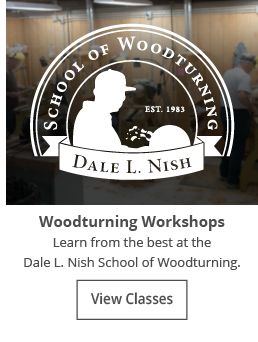 Dale L. Nish School of Woodturning