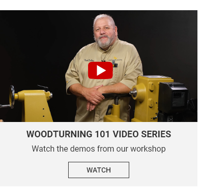 Woodturning 101 Video Series