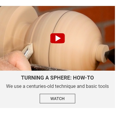 Turning a Sphere Video