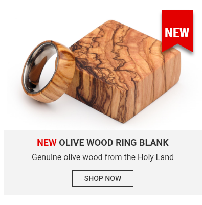 Olive Wood ring blank