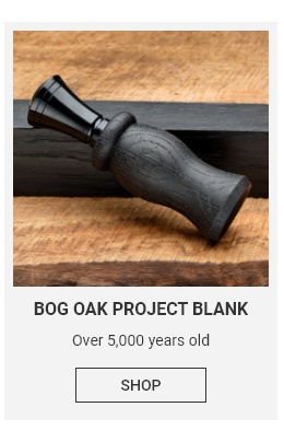 Ancient Bog Oak Project Blank