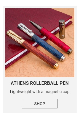Athens Rollerball Pen