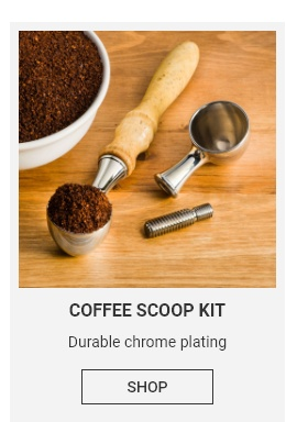 Coffee Scoop Kit