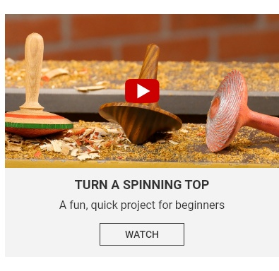Turn a Spinning Top Video