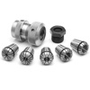Apprentice Collet Chuck 7 Piece Set