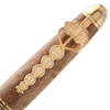 Artisan 10k Gold European Pen Theme Clip
