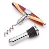 Artisan Handled Corkscrew/Bottle Stopper