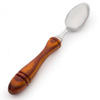 Artisan Stainless Steel Dessert Spoon