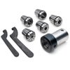 Beall Complete Collet Chuck 6 Piece Set