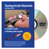 BG Artforms Turning Acrylic Materials DVD