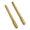 Burnmaster Pyrographic Pen Copper Contact Rod - 2 Pack