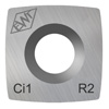 "Easy Wood Tools Ci1 R2 2"" Radius Carbide Cutter"