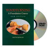 GMC Publications Woodturning: A Foundation Course DVD