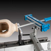 Carter Products Hollow Roller Captive Hollow Turning System Unhandled w/ Mounting Stud