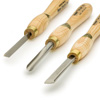 Henry Taylor Kryo Pen Turning Tools 3 Piece Set