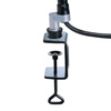 Moffatt Stay-Put Work Lamp Clamp Base