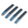 RMWoodCo Deluxe Chatter Tool Replacement Blade 4 Piece Set