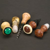 Turners Choice Stabilized Bottle Stopper Blanks