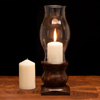 Turners Select Hurricane Shade & Candle Set
