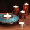 Turners Select Tea Light Candle Holder Kit - 3 Pack