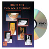 Turning Wood Productions Thin Wall Turning DVD
