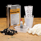 Apprentice Pen Blank Casting Kit