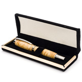 Apprentice Velvet Pen Box