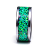 Artisan Crushed Opal Bright Green