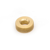 Artisan Ring Turning Chuck Knurled Nut
