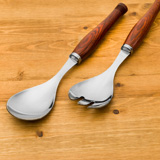 Artisan Stainless Steel Serving Utensil Set Kit