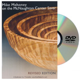 Bowlmaker Inc Mike Mahoney on the McNaughton Center Saver Revised Edition DVD