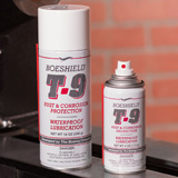 Boeshield T-9 Rust & Corrosion Protection Waterproof Lubrication