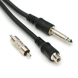 Burnmaster Patch Cord and Adapter Set