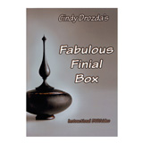Cindy Drozda Fabulous Finial Box by Cindy Drozda DVD