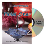 Cindy Drozda Finial Star DVD
