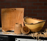 Workshop Woodturning 201 with Stan Record October 12-16, 2020