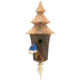 Dale Nish Alpine Birdhouse Ornament Kit