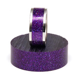 DiamondCast Radiance Series Ring Blank Amethyst