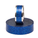 DiamondCast Radiance Series Ring Blank Tanzanite