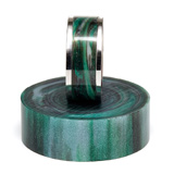 DiamondCast Ring Blank Emerald City