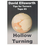 Ellsworth Hollow Turning by David Ellsworth DVD