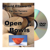 Ellsworth Open Bowls DVD