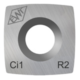 Easy Wood Tools Ci1 R2 2 Inch Radius Carbide Cutter