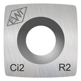 "Easy Wood Tools Ci2 R2 2"" Radius Carbide Cutter"