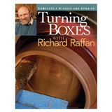 Fox Chapel Turning Boxes by Richard Raffan DVD