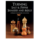 Fox Chapel Turning Salt and Pepper Shakers and Mills by Chris West