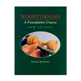 Fox Chapel Woodturning: A Foundation Course by Keith Rowley DVD
